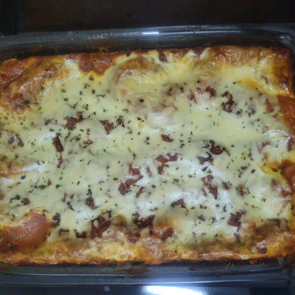 Creamy Chicken Lasagna SweetPepper13
