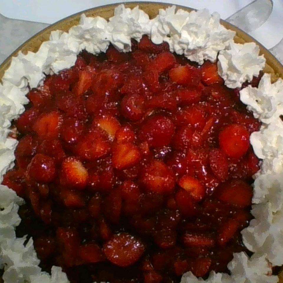 Fresh Strawberry Tart Nancy Grzymko