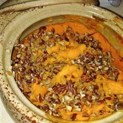 Orange-Ginger Sweet Potato Casserole Zoitsa