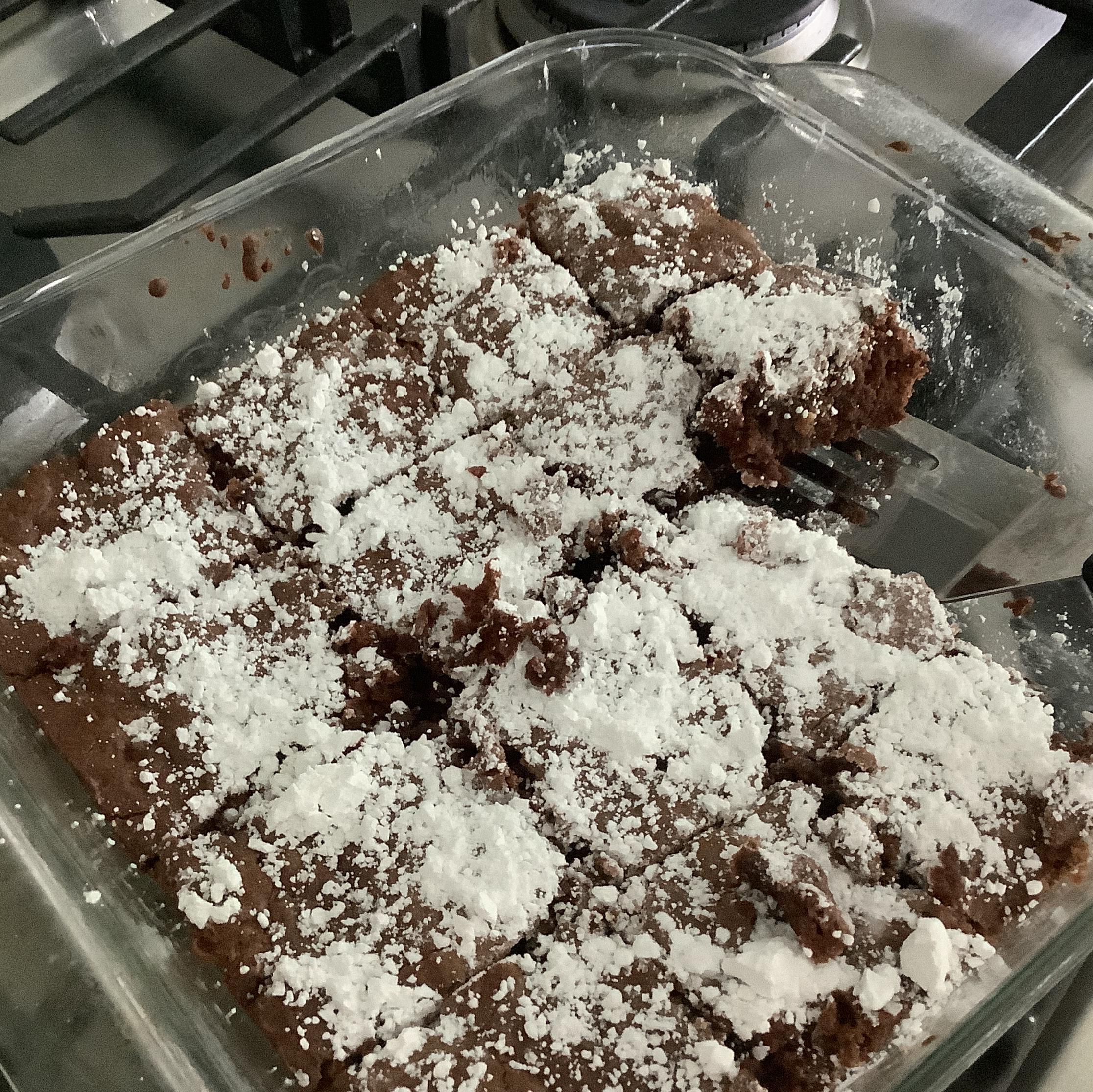 Chocolate Brownies Olivia Quinn