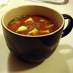 Swan's Summer Soup MBKRH