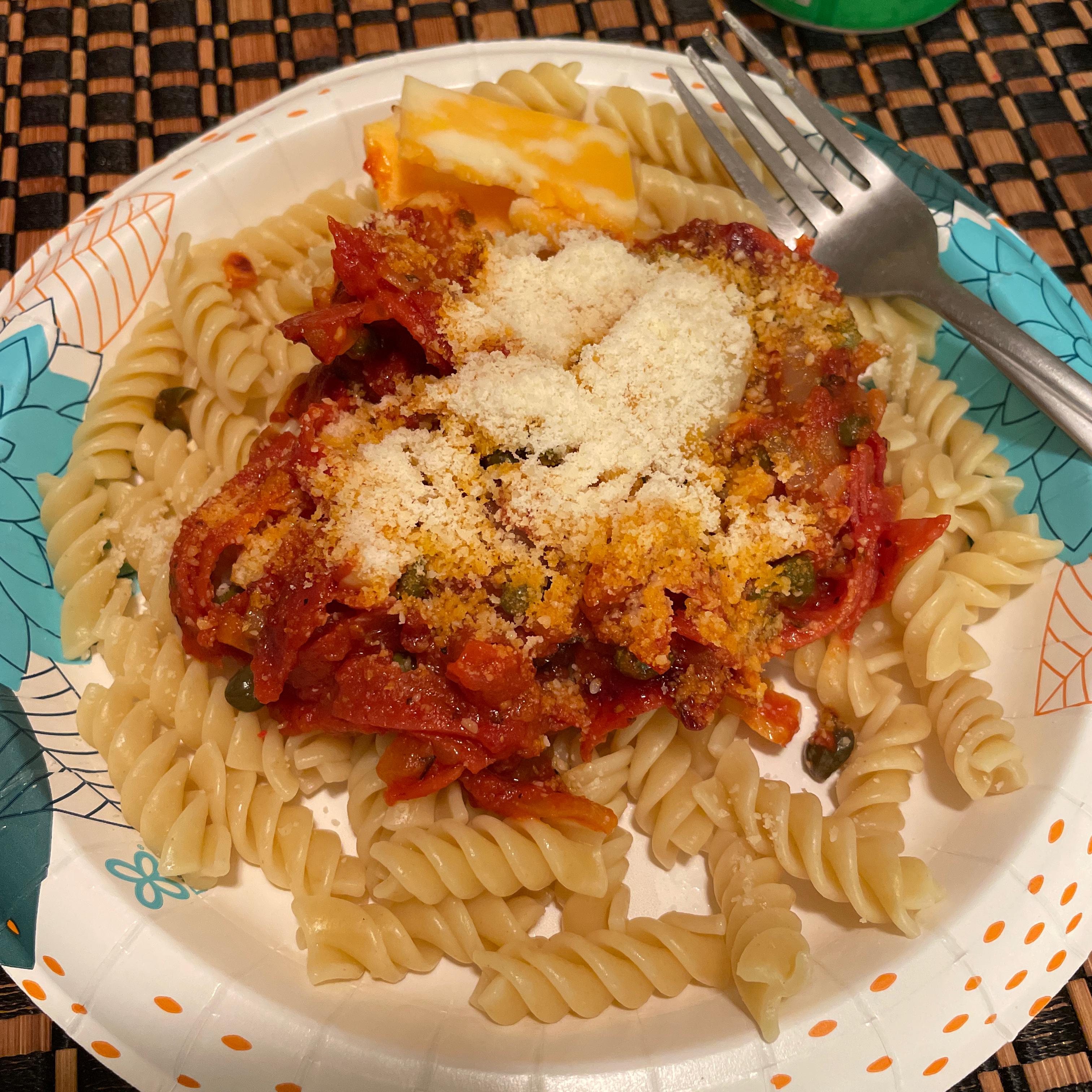 Chungles Pasta Melanie
