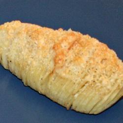Hasselback Potatoes Doubletigers