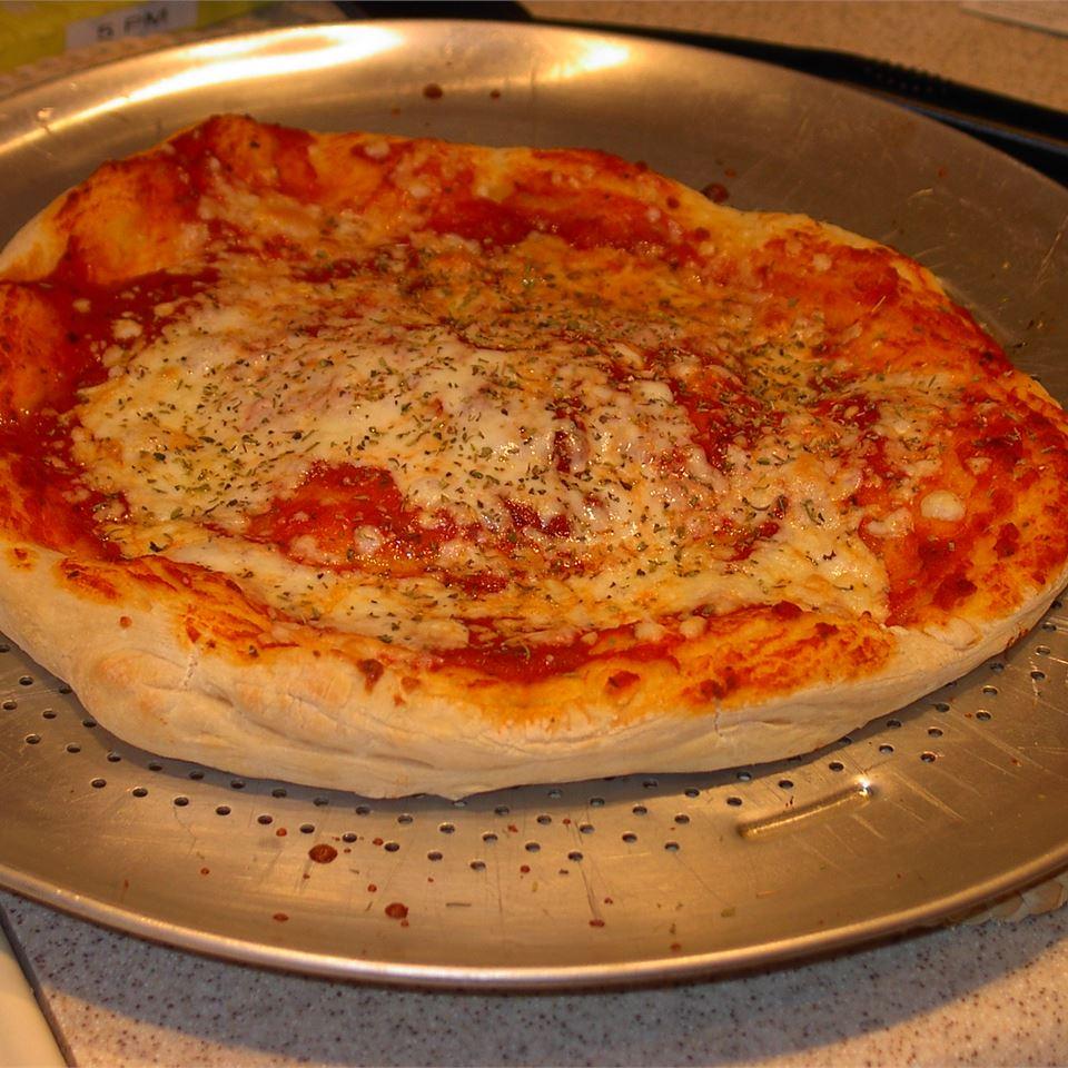 Brick-Oven Pizza (Brooklyn Style) ocean