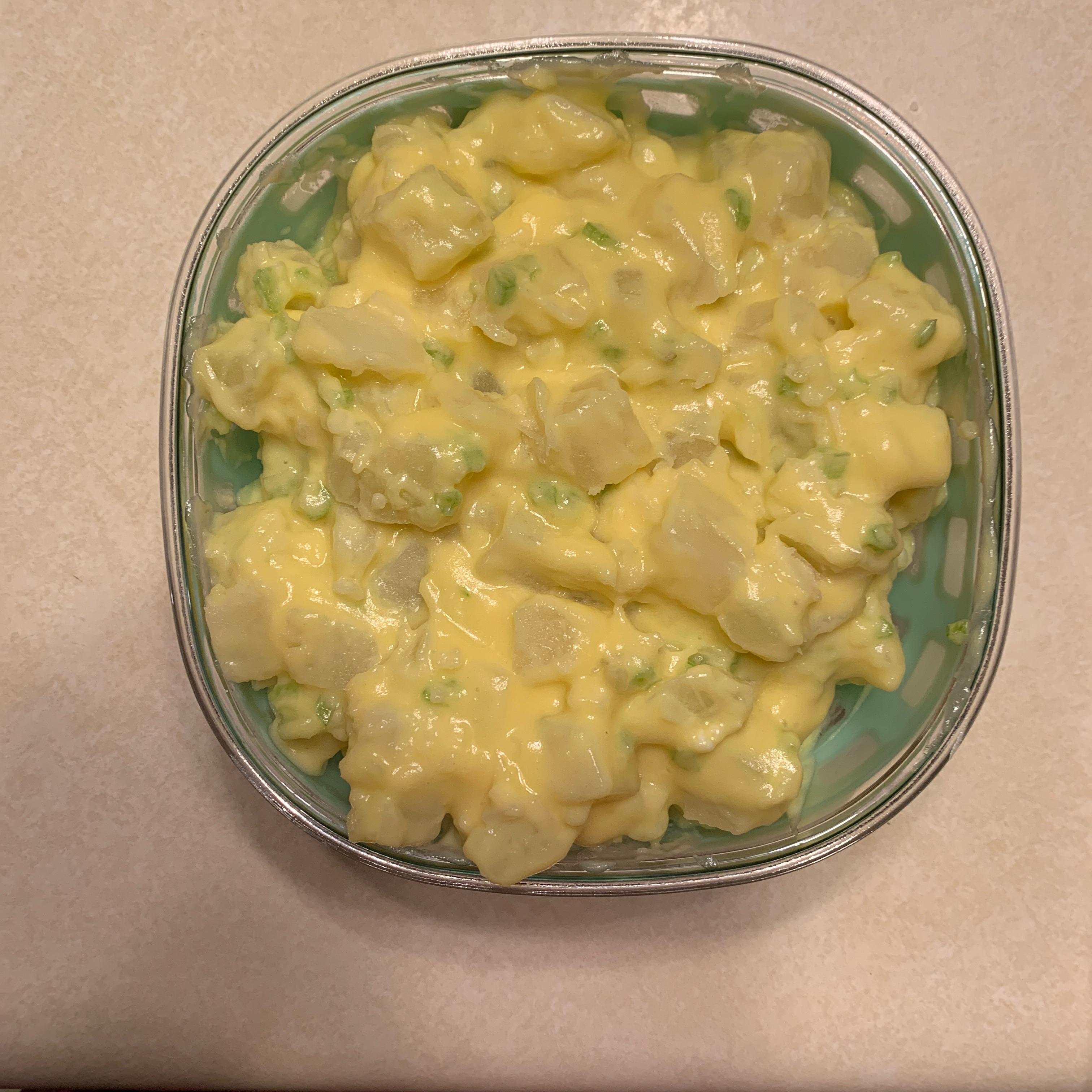 Potato Salad Dressing I Debbie Zimmerman