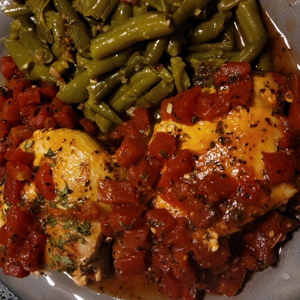 Mediterranean Chicken Amy Arvanis