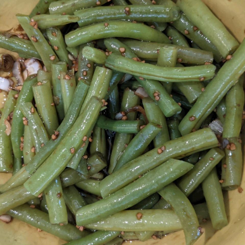 Balsamic Green Bean Salad Robert Bokslag