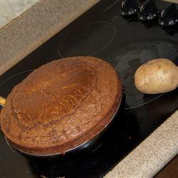 Old Fashioned Fudge Cake DantheDiner