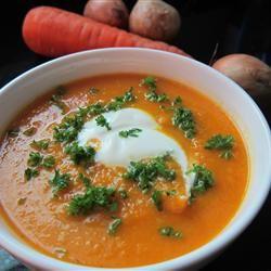Carrot Apple Soup Brooke Laurel