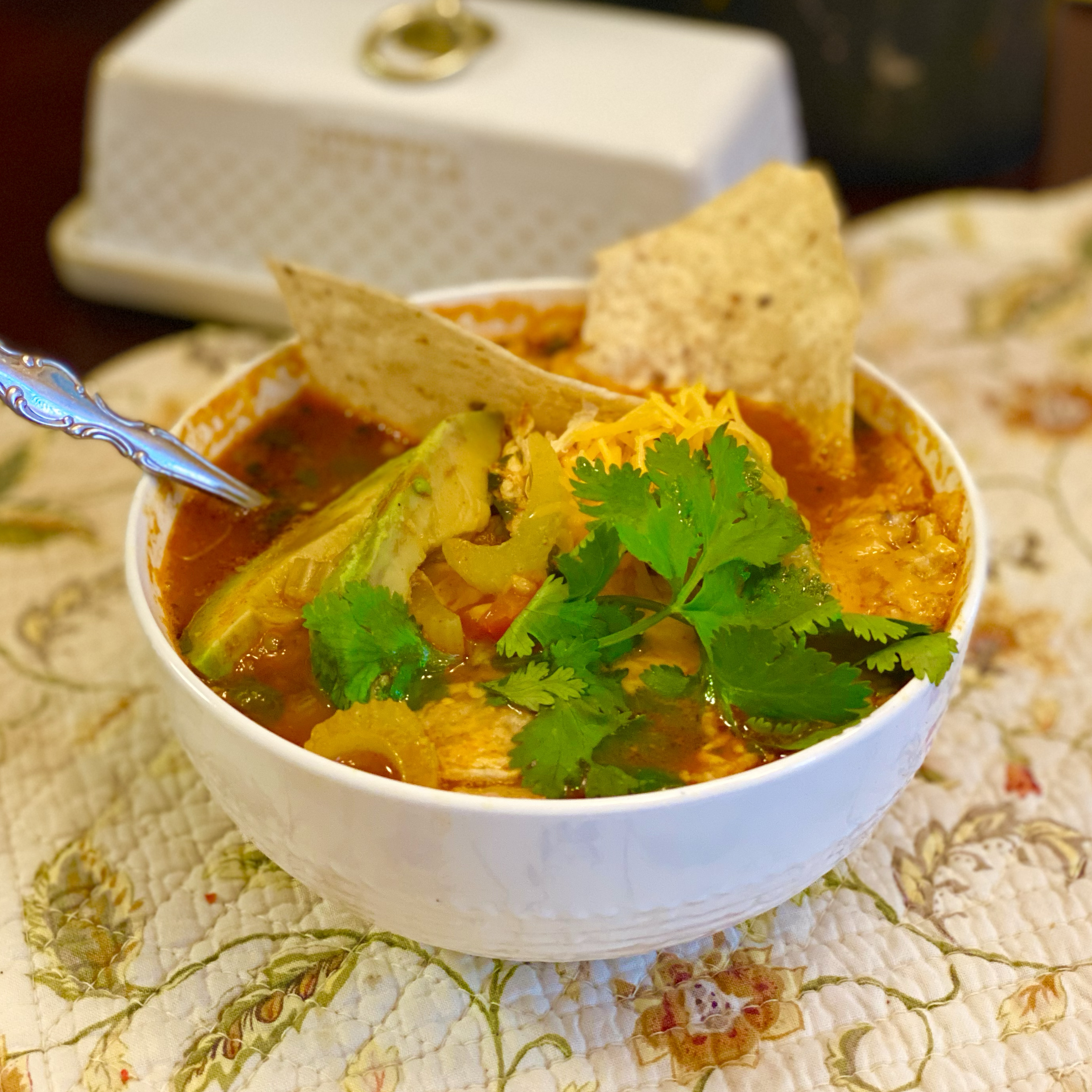 Mexican Chicken Soup Chastity R Johnson