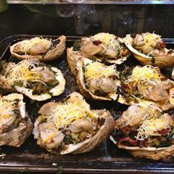 Oysters Rockefeller JAN