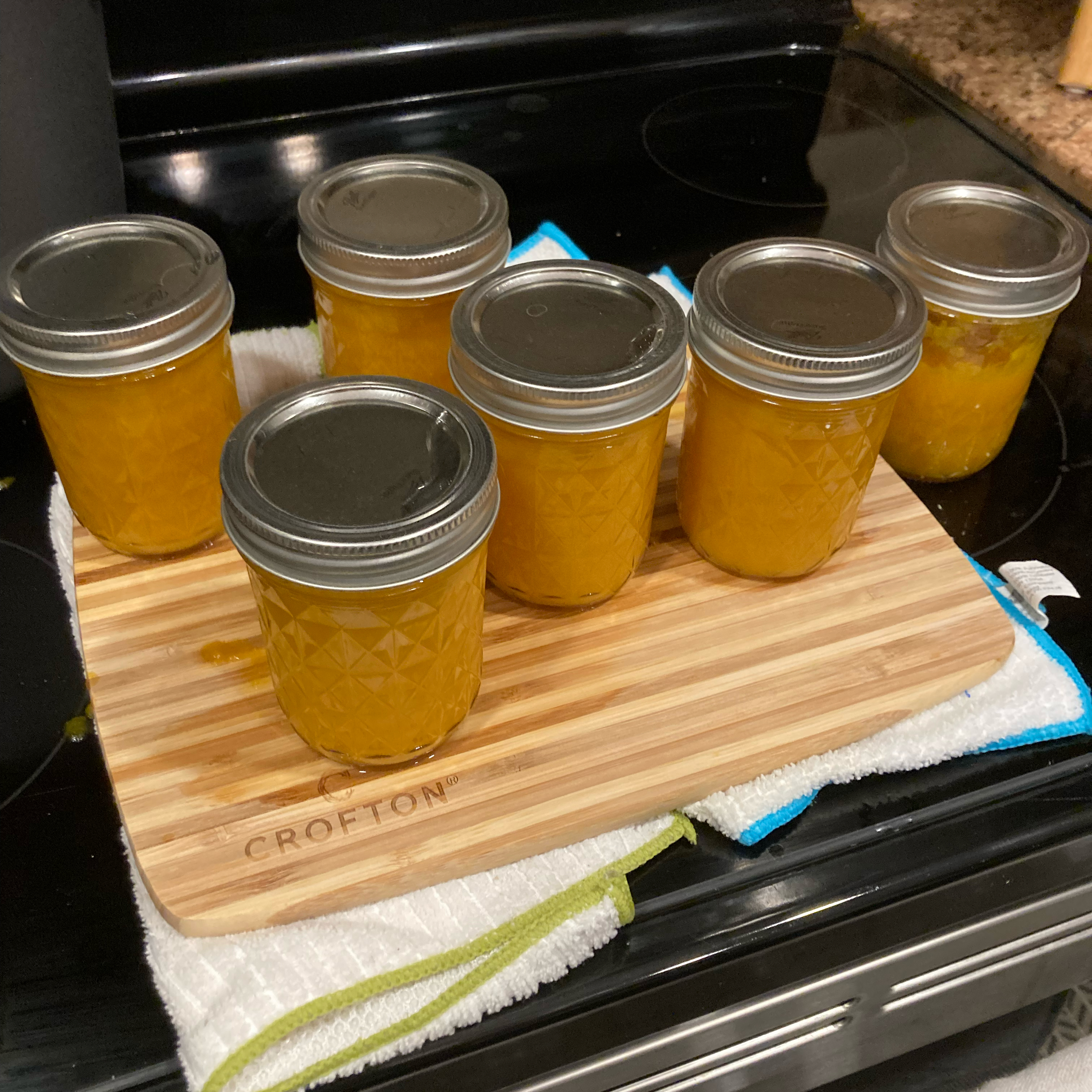 Mango Jam fabd