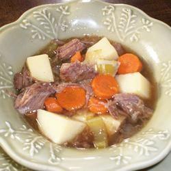 Healthier Marie's Easy Slow Cooker Pot Roast Deb C