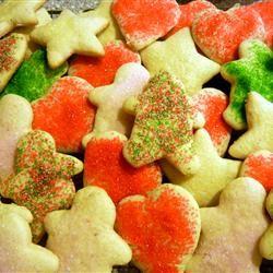 Grandma Abbey's Christmas Cookies