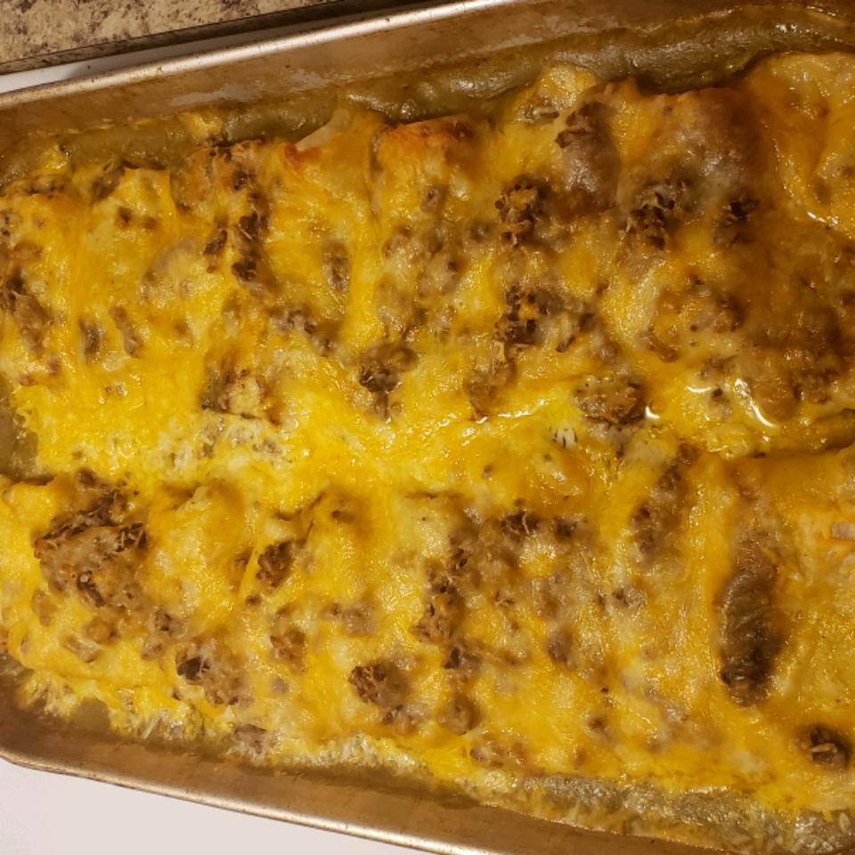 Enchiladas Kaelyn Simonson