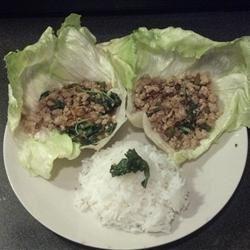 Thai Ground Chicken Basil BRASER