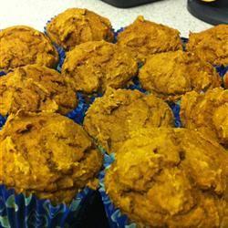 Baked Pumpkin Bread aniela26