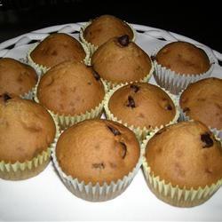 Chocolate Chip Sourdough Muffins Angela