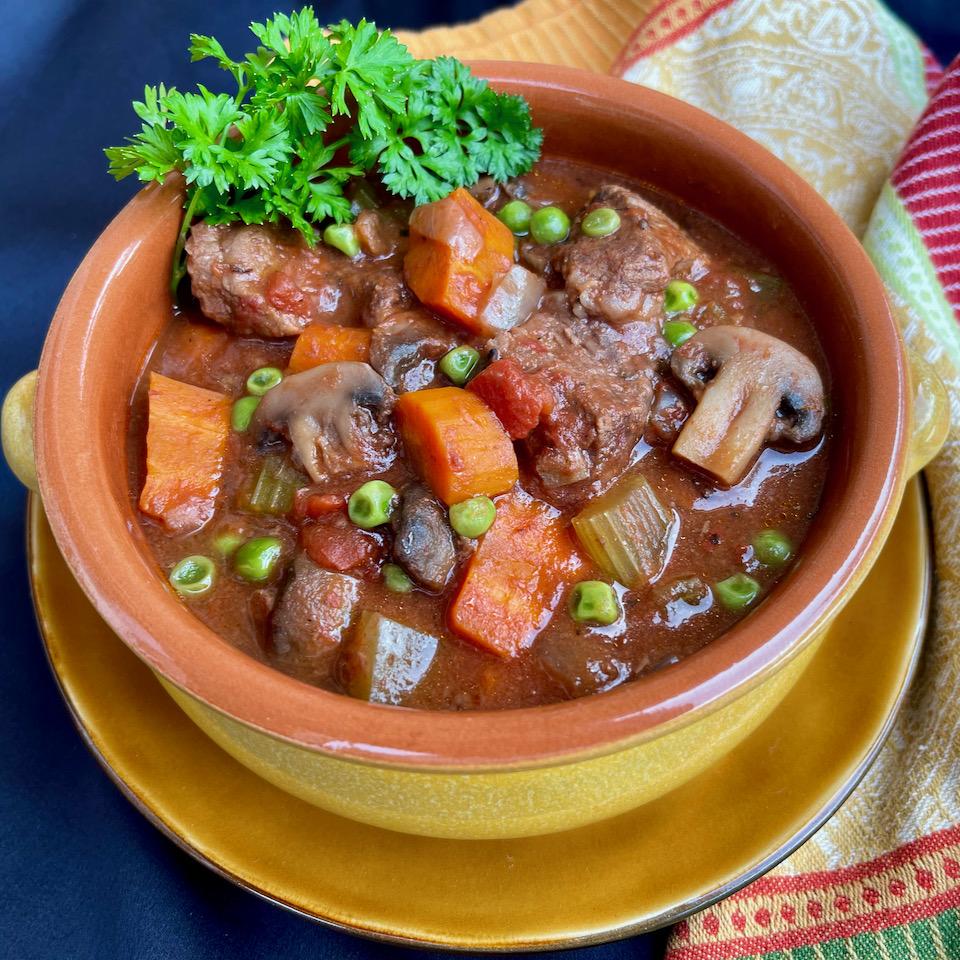 Hawaiian Beef and Tomato Stew