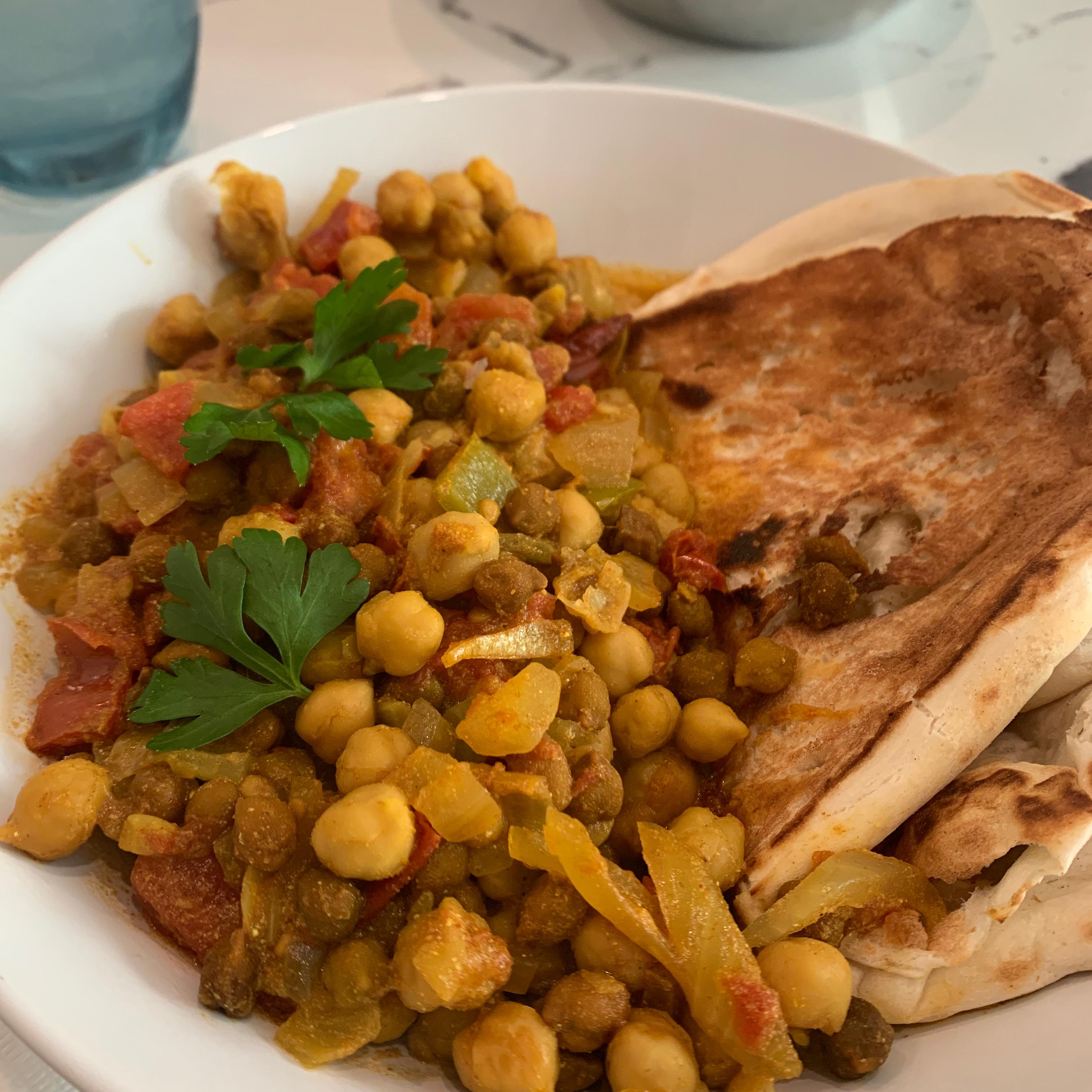 Delicious Chana Masala Teresa