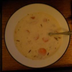Wild Rice Soup I Sue Ann Eggermont