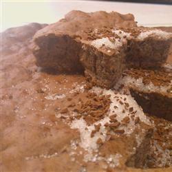 Mocha Sponge Cake Nikki