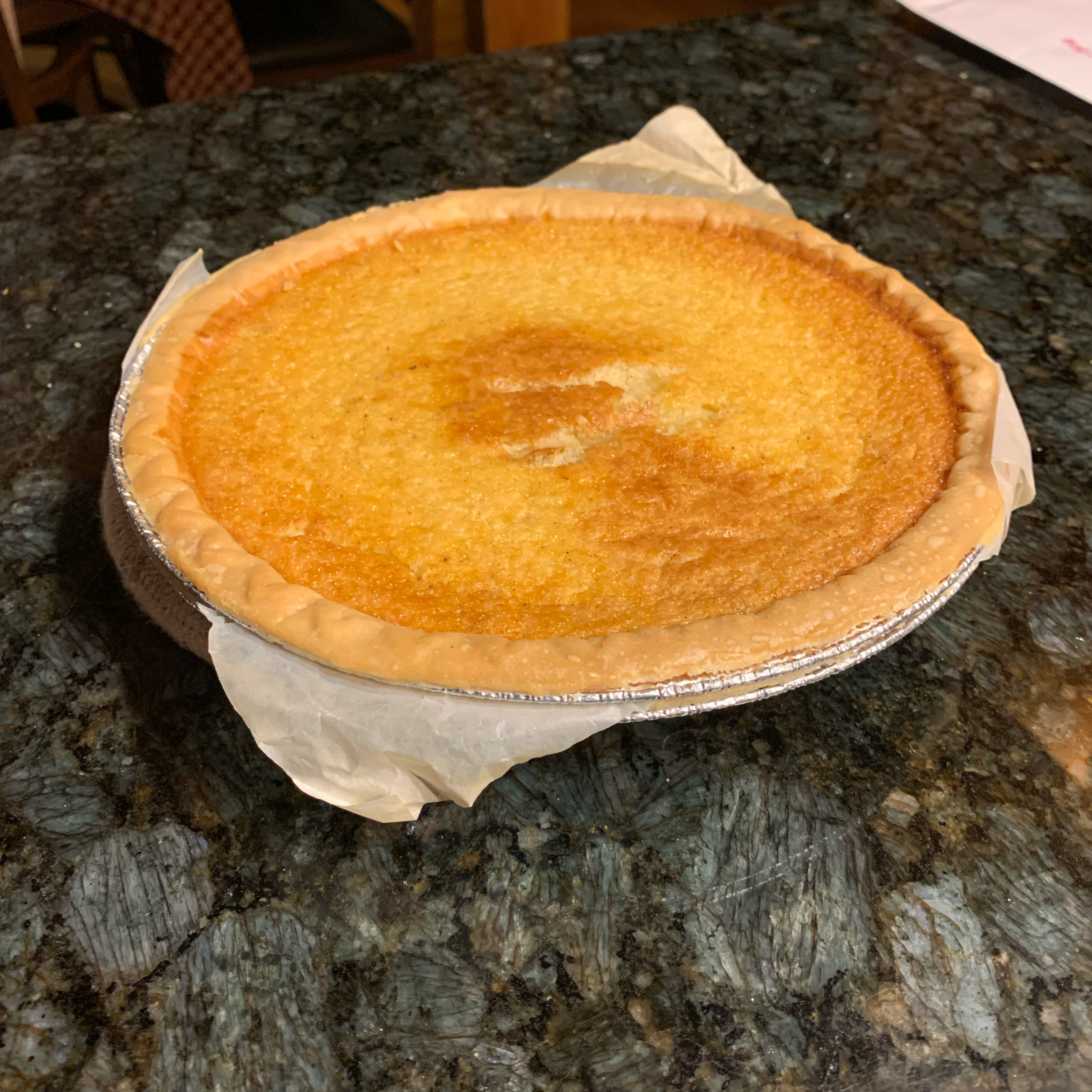 Chef John's Buttermilk Pie
