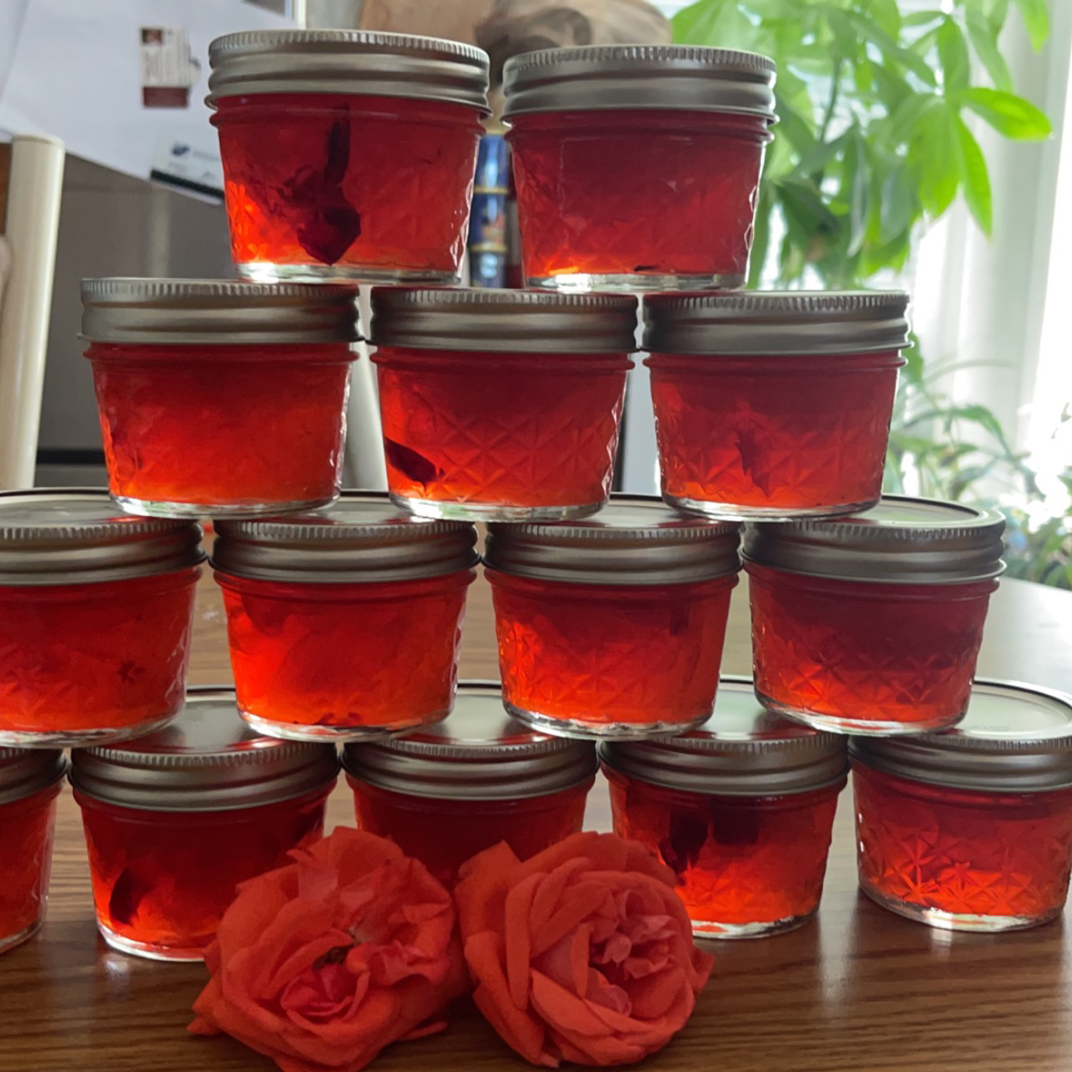Rose Petal Jam dwan
