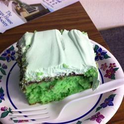 Creme de Menthe Cake I islandgirl1978