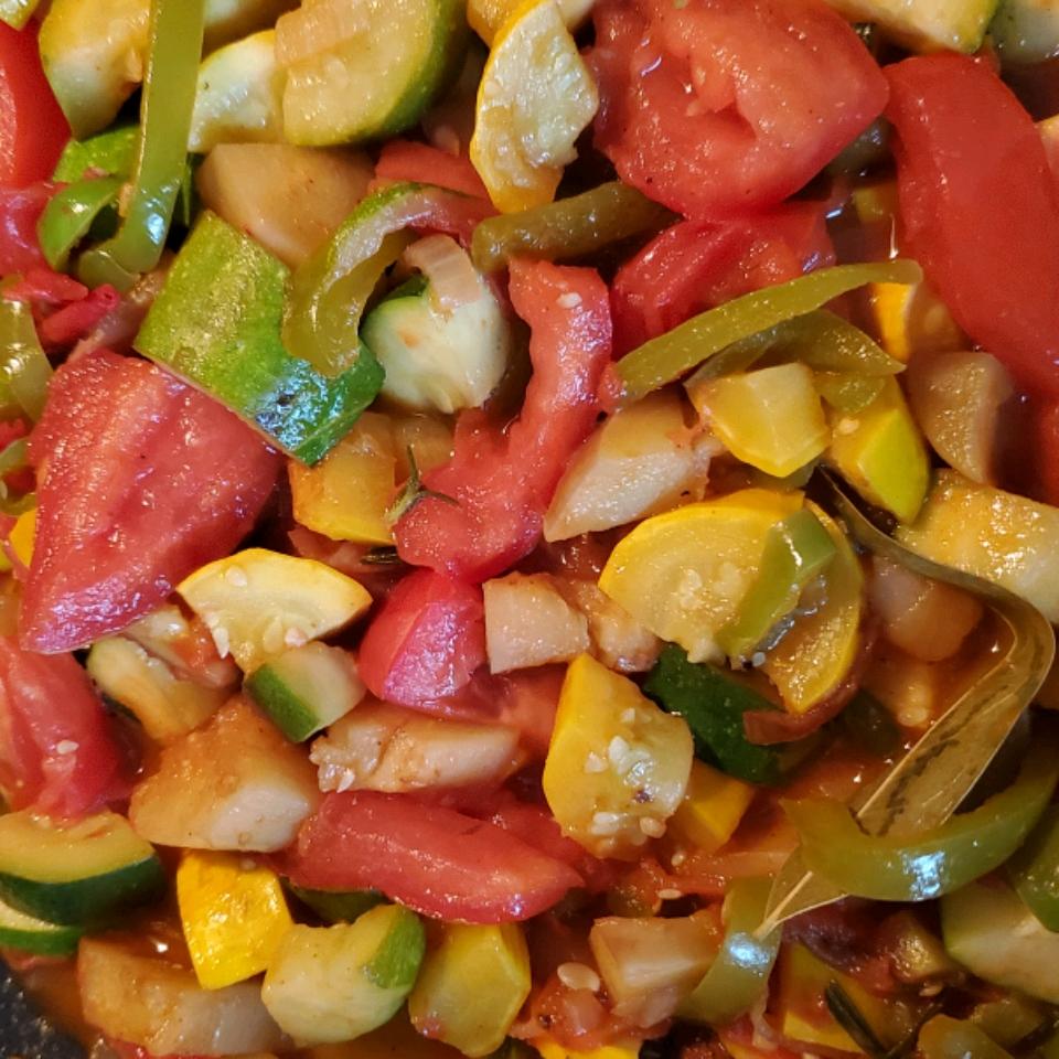 Summer Vegetable Ratatouille