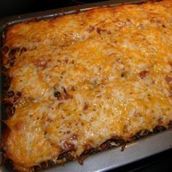 Spaghetti Pizza Lasagna SUPERMOMOF3