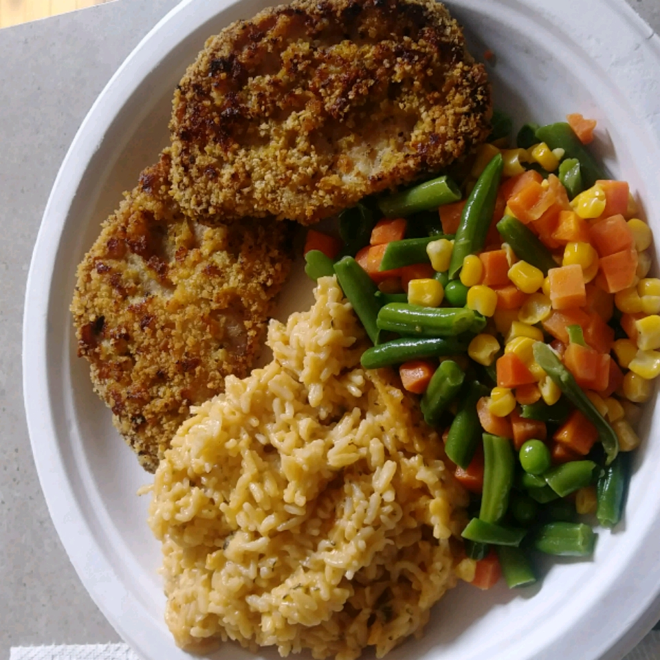 Breaded Center Cut Pork Chops Christine Smith