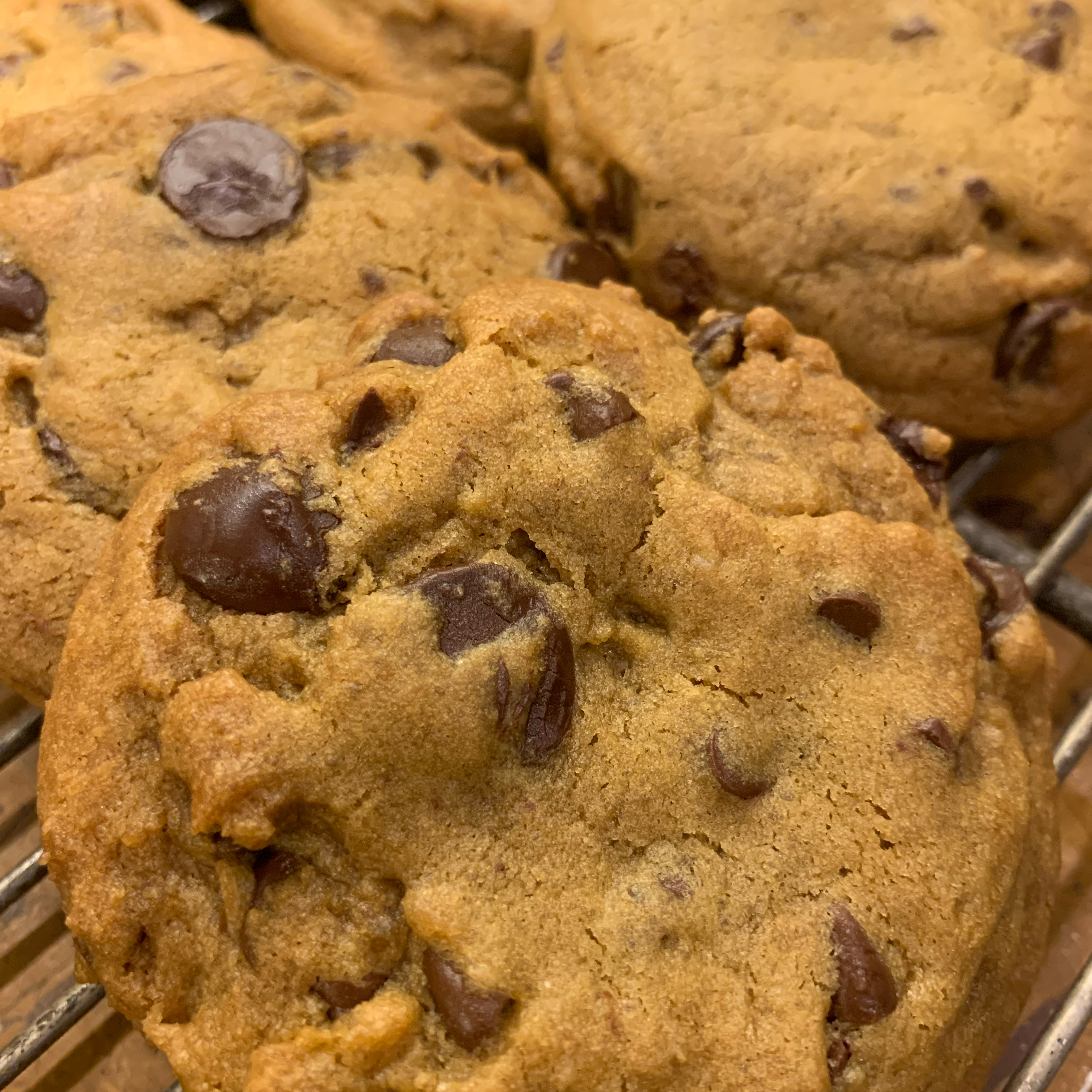 Felix K.'s 'Don't even try to say these aren't the best you've ever eaten, because they are' Chocolate Chip Cookies Jenny Setnicker