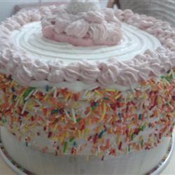 Mocha Sponge Cake connie garcia
