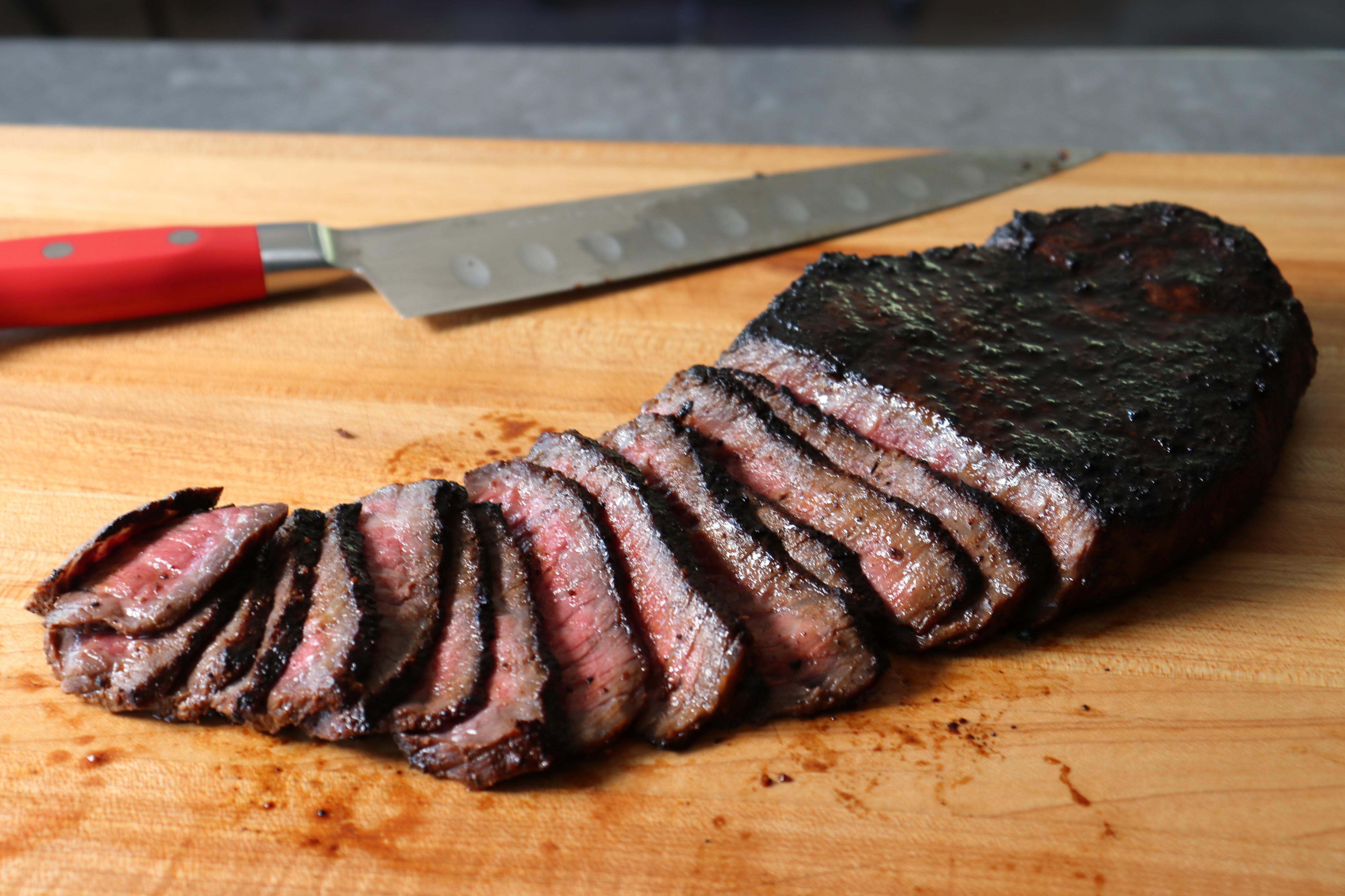 Barbecued Roast Beef on a Bun Chef John