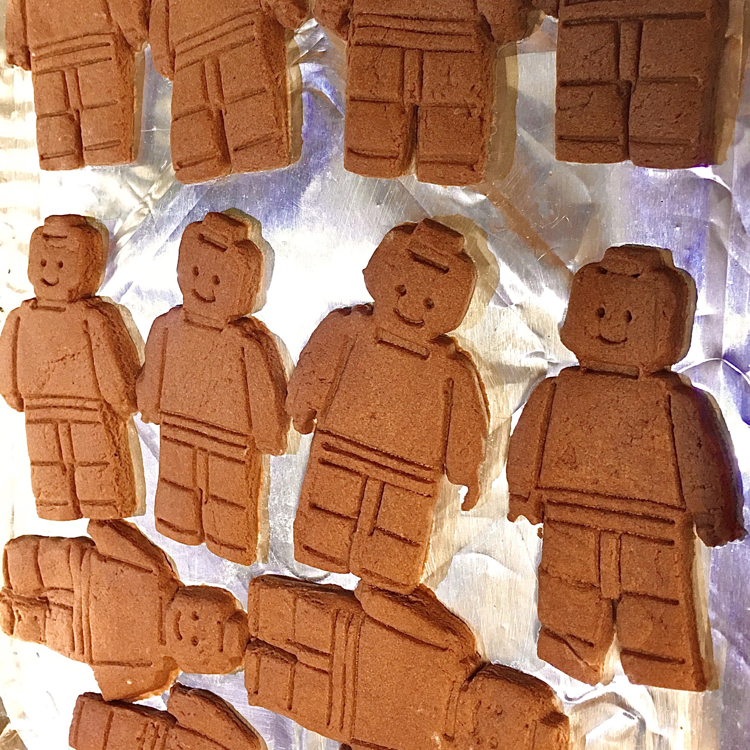 Emily's Famous Chocolate Shortbread Cookies sinivi