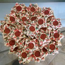 Raspberry Star Cookies Bill Dove