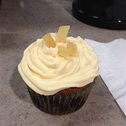 Pumpkin Ginger Cupcakes Leighh
