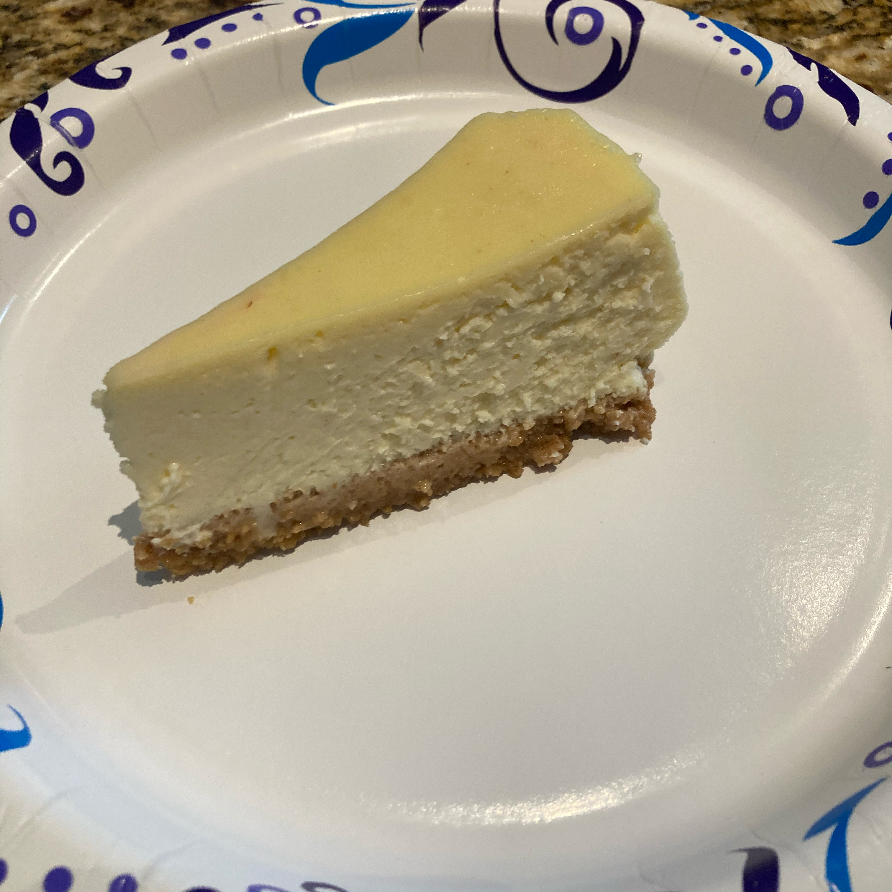 Chantal's New York Cheesecake Juselle A. Poitier