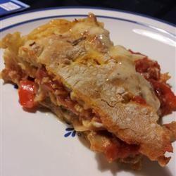 Double Crust Stuffed Pizza RAPTORSHARK