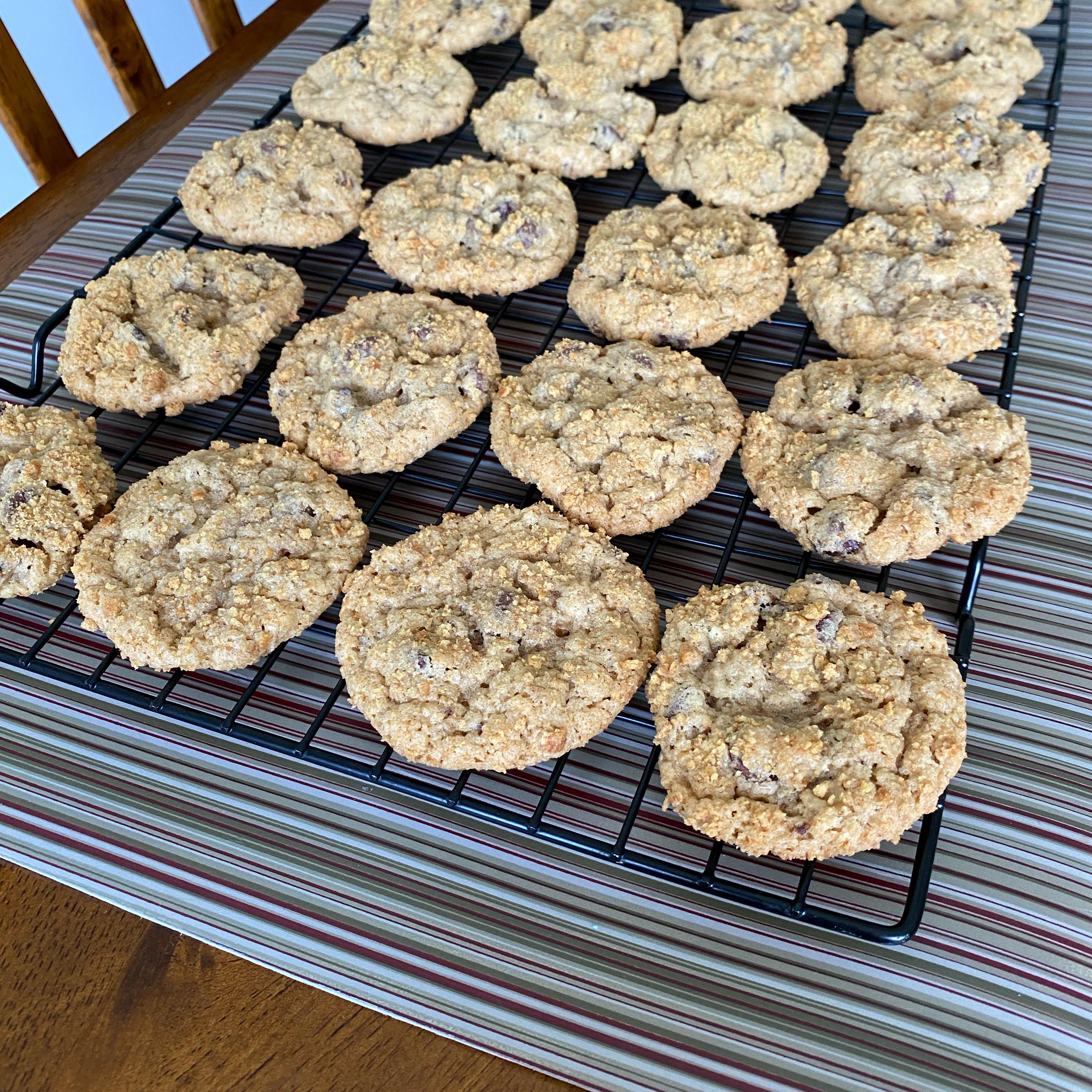 Cinnamon Graham Crunchy Cookies Marsha