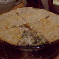 Turkey Pot Pie II TerraMichele