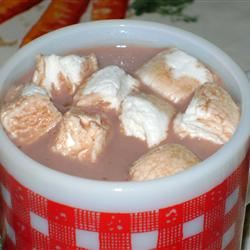 Chocolate Lover's Hot Chocolate