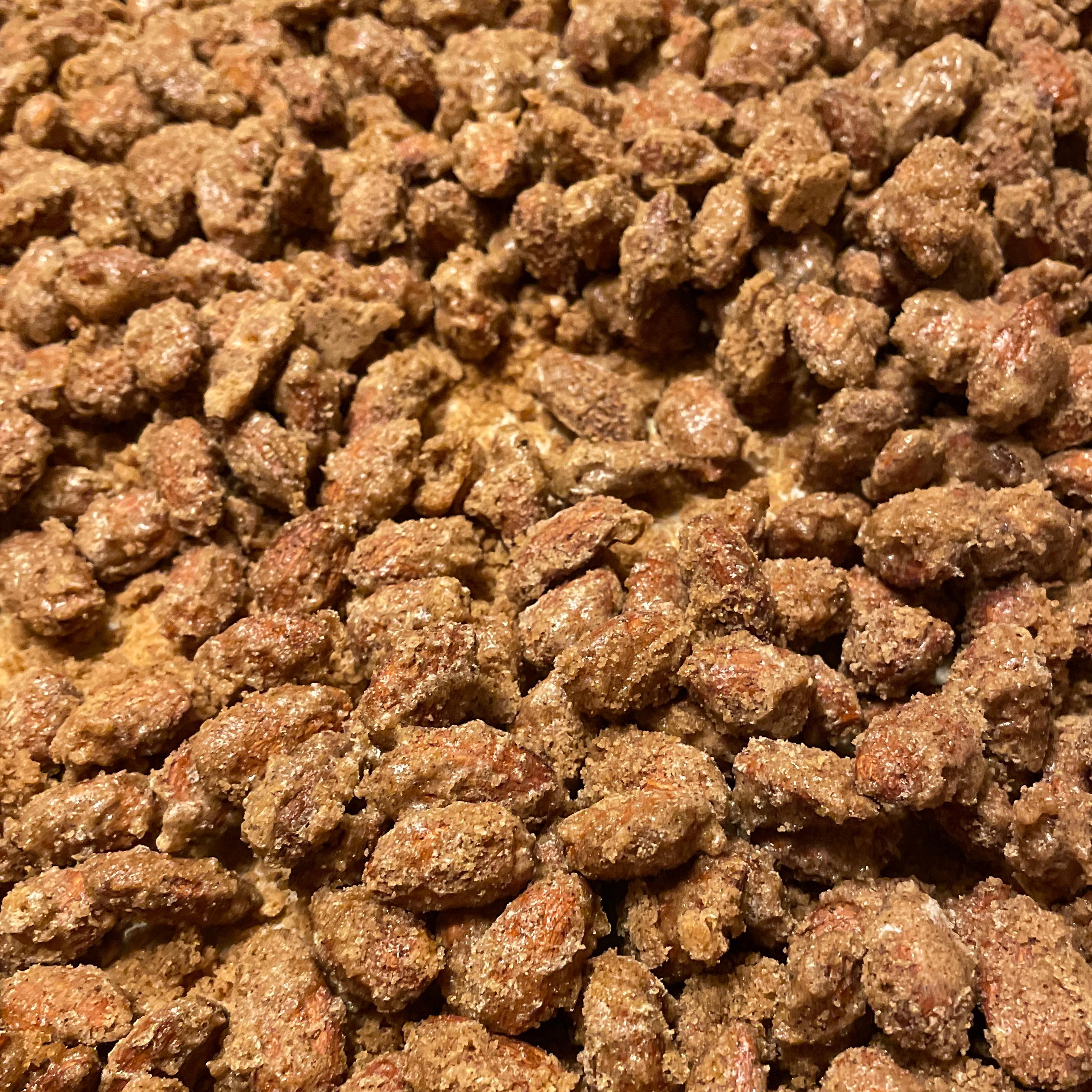 Cinnamon Roasted Almonds islandgrl