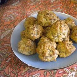 Bisquick® Sausage Balls Sharlene J McKee