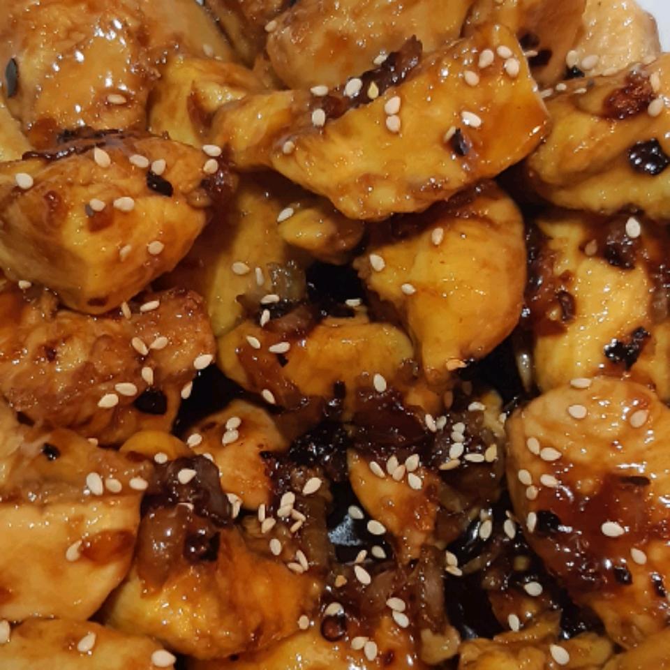 General Tso's Chicken ROSSANA MONTENEGRO