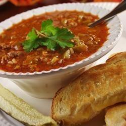 Stuffed Pepper Soup II naples34102