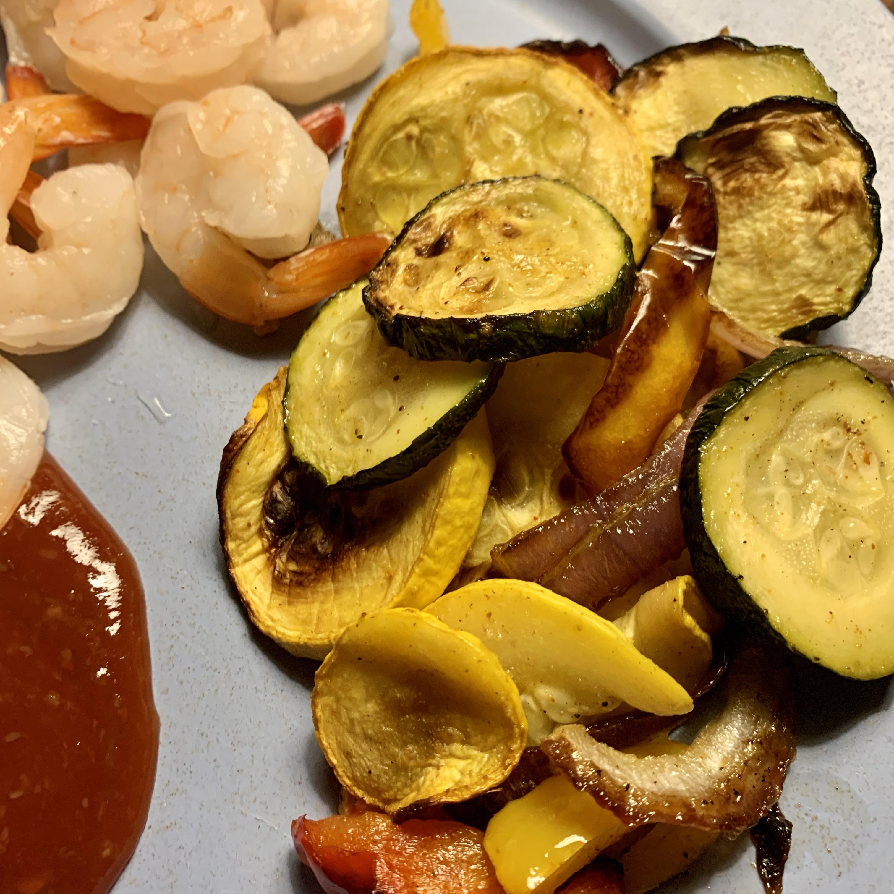 Easy Cajun Grilled Veggies Destiny5195