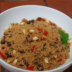 Moroccan Couscous Ita