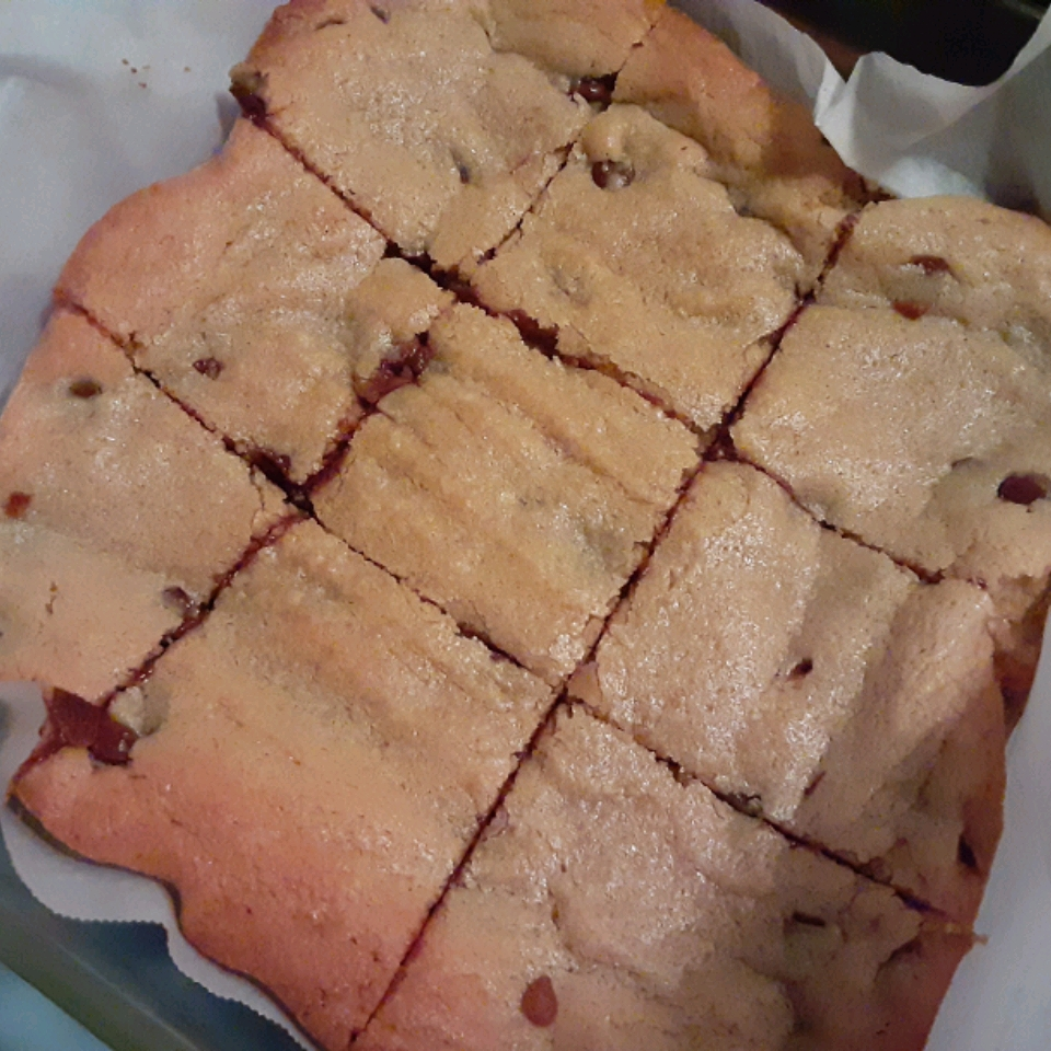 Peanut Butter Chocolate Chip Brownies Jamaica Howell
